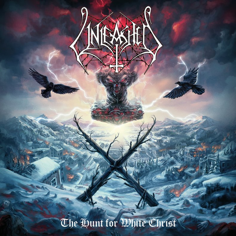 "White Christ - REVIEW: UNLEASHED - ""The Hunt For White Christ"""