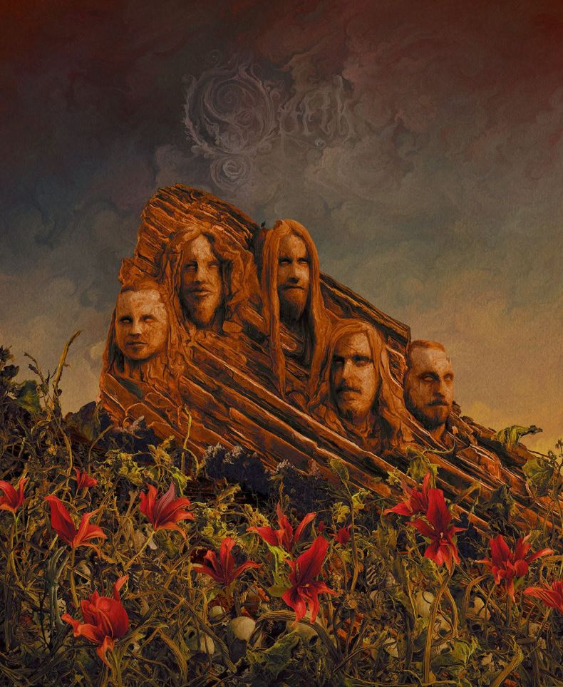 """opeth garden of the titans - DVD REVIEW: OPETH - """"Garden Of The Titans (Live at Red Rocks Amphitheatre)"""""""