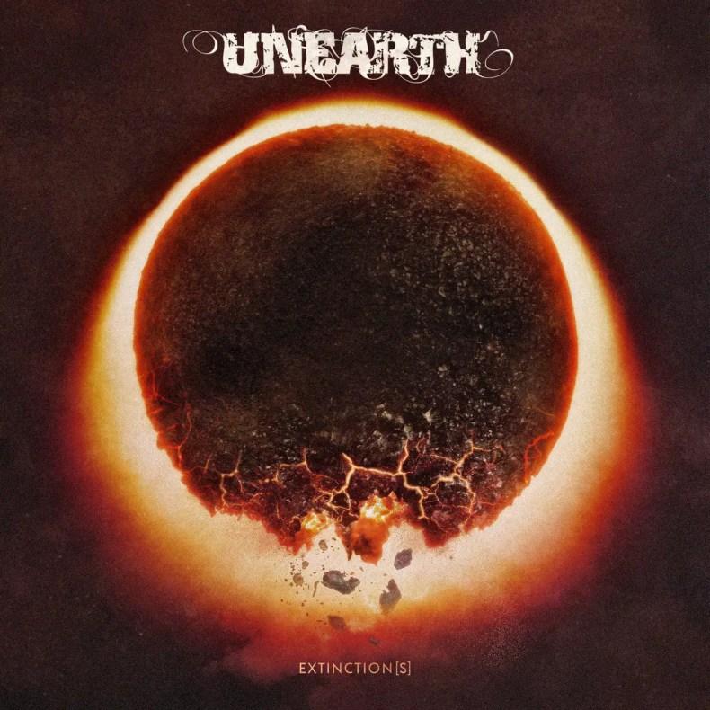 "Extinctions - REVIEW: UNEARTH - ""Extinction(s)"""