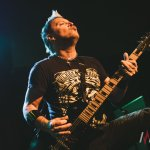 Fozzy 13 - GALLERY: Fozzy, Torrential Thrill & Dangerous Curves Live at Max Watts, Melbourne