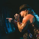 Fozzy 14 - GALLERY: Fozzy, Torrential Thrill & Dangerous Curves Live at Max Watts, Melbourne