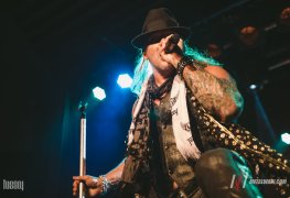 Fozzy 15 - FOZZY's Chris Jericho Explains His Mission To Destroy IRON MAIDEN In Los Angeles