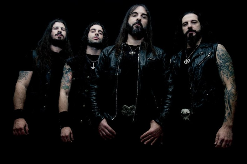 Rotting Christ - PREMIERE: Stream ROTTING CHRIST's Crushing New Single 'Fire God and Fear'