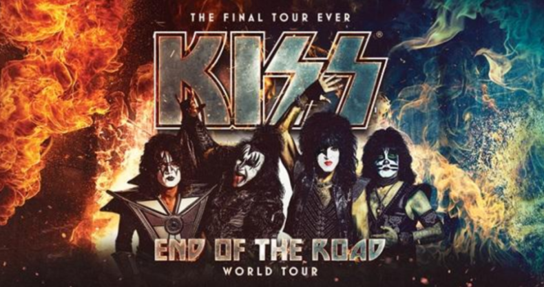 kiss end of the road world tour - Will KISS 'End Of The Road' Tour Include Past Members? PAUL STANLEY Weighs In
