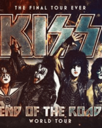 kiss end of the road world tour - PAUL STANLEY Promises To Sound 'Great' On KISS's 'End Of The Road' Tour