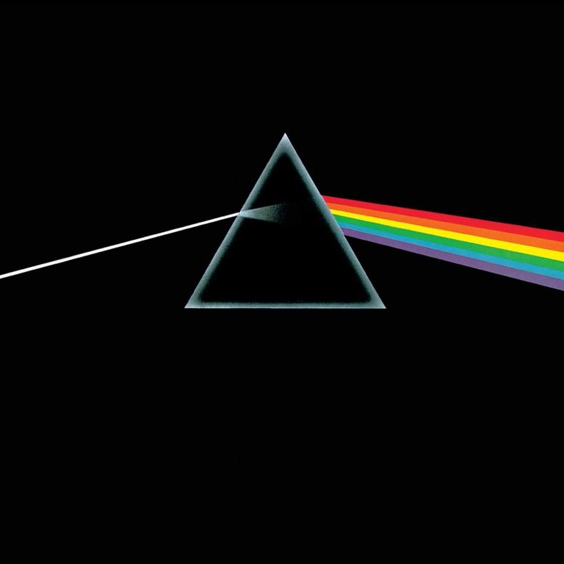 pinkfloyd DSOTM - Here Are The Top 10 Greatest Rock Albums Of All Times; PINK FLOYD's 'Dark Side of the Moon' Is #1