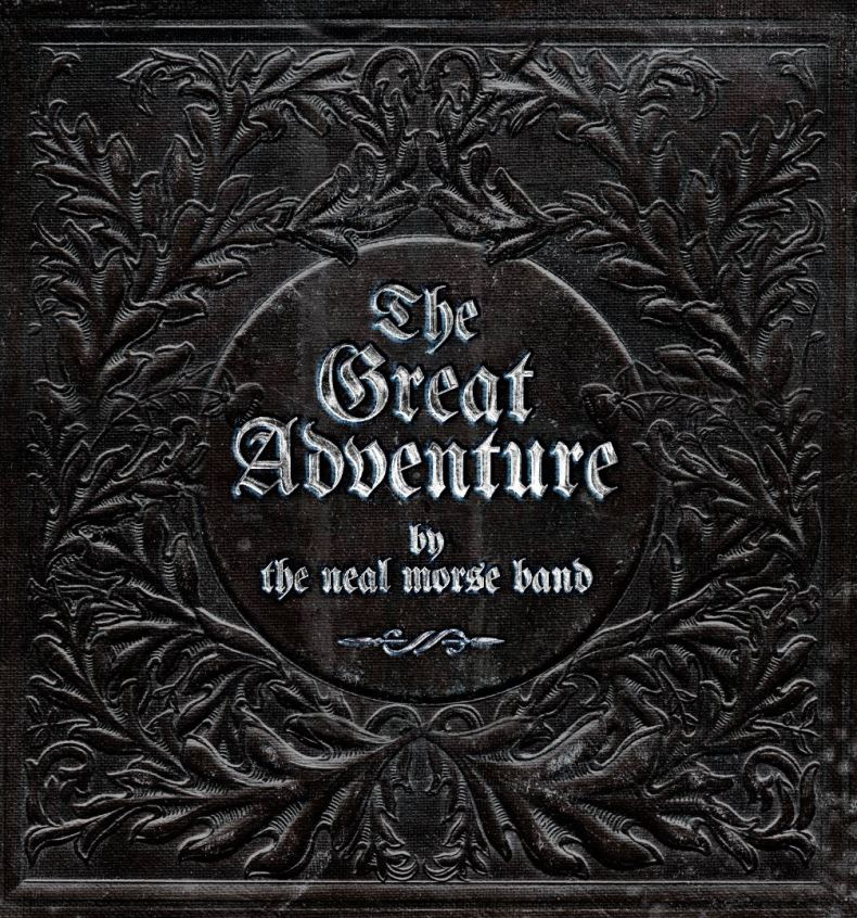 """Great Adventure - REVIEW: THE NEAL MORSE BAND - """"The Great Adventure"""""""