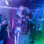 Guitar Collective 2018 28 - GALLERY: Angel Vivaldi & Nita Strauss Live at The Loving Touch, Ferndale, MI