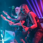 Guitar Collective 2018 29 - GALLERY: Angel Vivaldi & Nita Strauss Live at The Loving Touch, Ferndale, MI