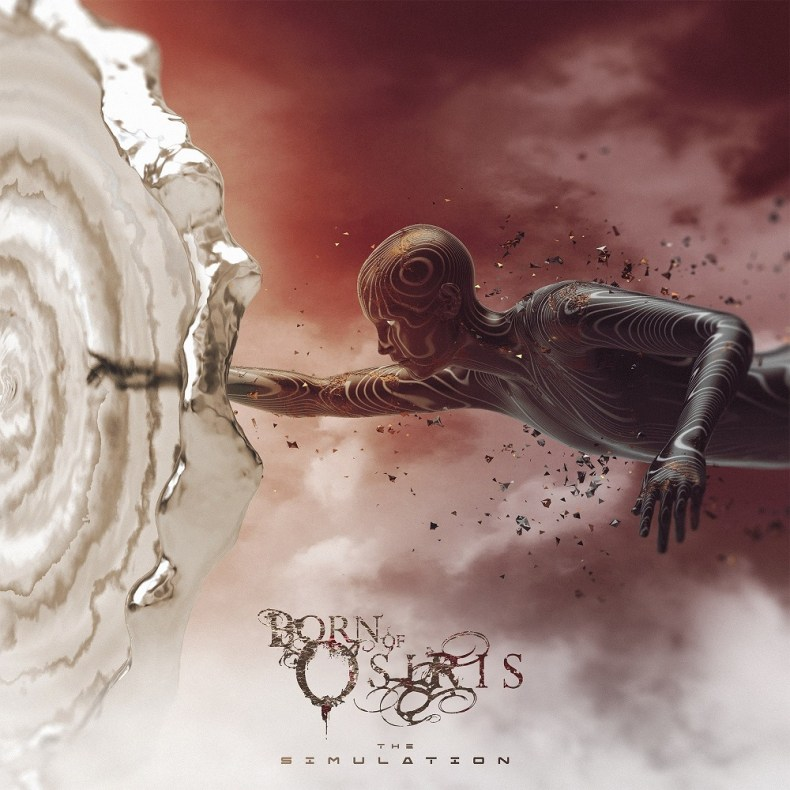 Image result for Born of Osiris - The Simulation