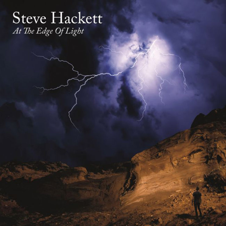"At The Edge Of Light - REVIEW: STEVE HACKETT - ""At The Edge Of Light"""