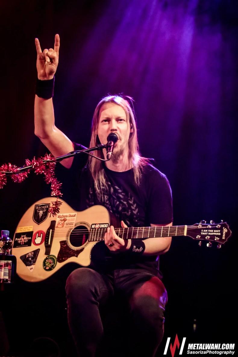 Ensiferum 10 - GALLERY: An Acoustic Evening With ENSIFERUM Live at Konzerthaus, Ravensburg