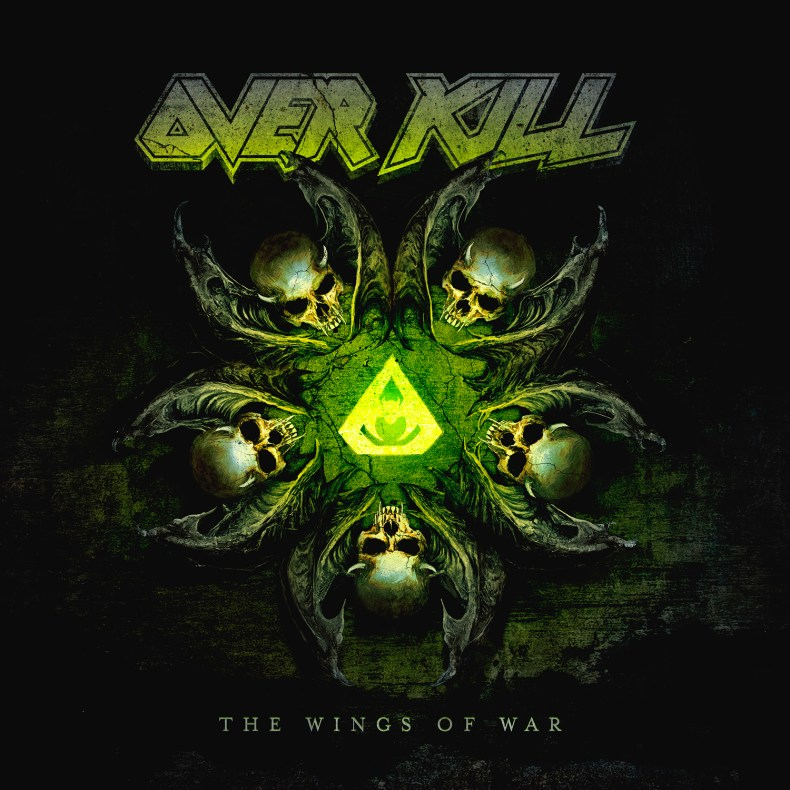 "overkill wings of war - REVIEW: OVERKILL - ""The Wings of War"""
