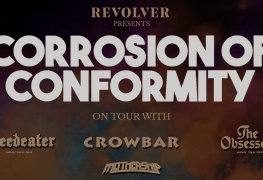 CoC - GIG REVIEW: Corrosion Of Conformity, Crowbar, Weedeater & Mothership Live at The Machine Shop, Flint, MI