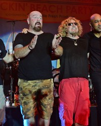 HagarTheCircle - Watch SAMMY HAGAR & THE CIRCLE's Official Video For 'Trust Fund Baby'