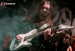 Obscura 18 - GALLERY: Obscura, Fallujah, Allegaeon & First Fragment Live at O2 Academy Islington, London