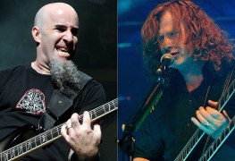 """Scott Ian Dave Mustaine - Dave Mustaine & Scott Ian: """"These New Bands Are Spoilt Motherf**kers"""""""