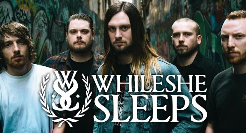"""WSS - REVIEW: WHILE SHE SLEEPS - """"So What?"""""""