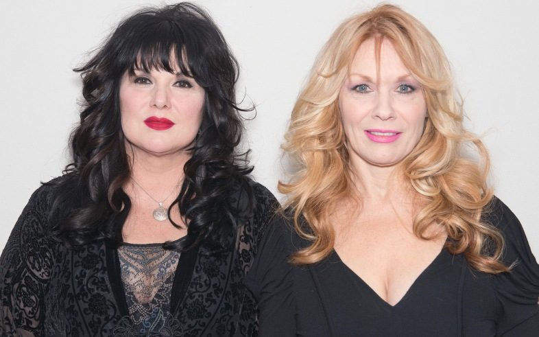 "heart band reunion ann nancy wilson - HEART Wants To Tour With Other Female Artists: ""We Aren't Trying To Isolate Women"""