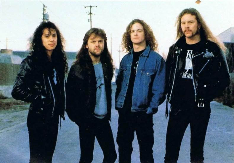 metallica1989 - METALLICA's Drummer Remembers 1989's Grammy's Defeat To JETHRO TULL