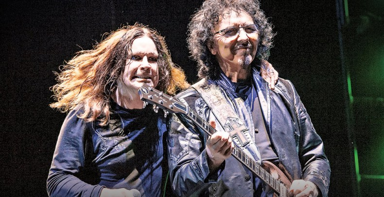 ozzy iommi - Sharon Osbourne Didn't Want Ozzy To Join His BLACK SABBATH Bandmates At 'Grammy Salute To Music Legends'