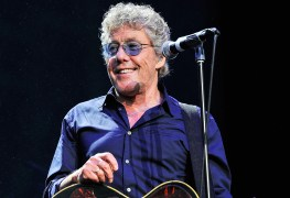 roger daltrey - THE WHO's Roger Daltrey Calls Pete Townshend's Child-P*rn Arrest Lowest Point of His Career
