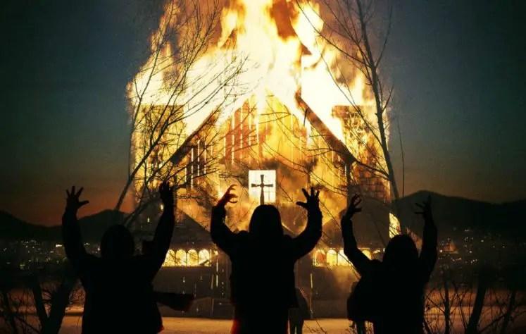 紐西蘭黑金團鼓手被指控犯下兩起摩門教堂縱火案