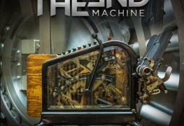 "Cover - REVIEW: THE END MACHINE - ""The End Machine"""