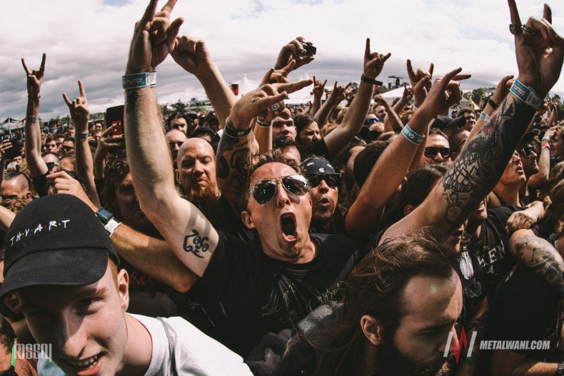 Crowds 2 - 1980s Metalhead Kids Are All Right: New Study Suggests They Became Well-Adjusted Adults