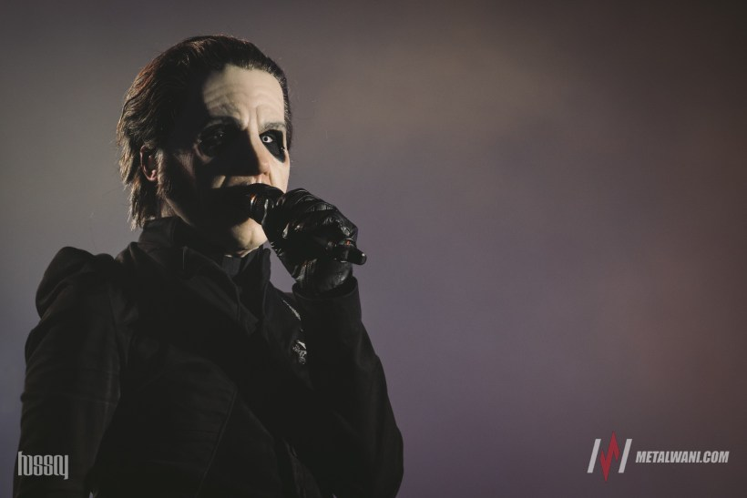 Ghost 7 - FESTIVAL REVIEW: DOWNLOAD FESTIVAL 2019 Live at Flemington Racecourse, Melbourne