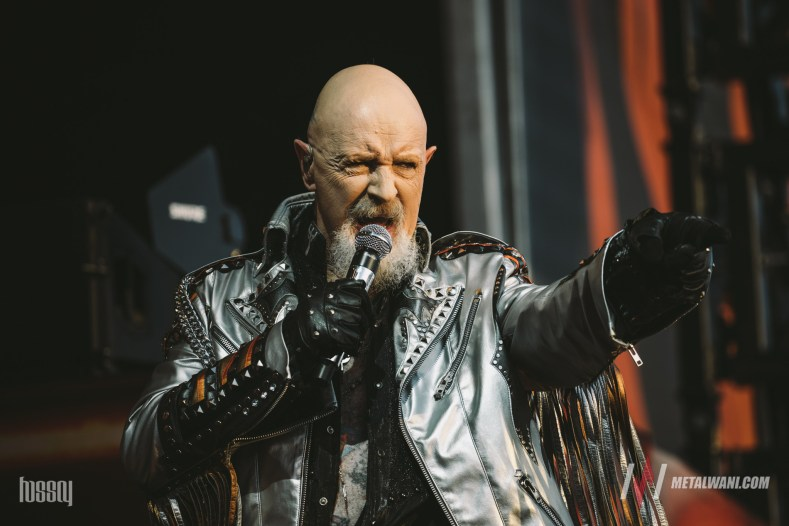 Judas priest 4 - Does Politics Have A Place In Heavy Metal? JUDAS PRIEST's Rob Halford Weighs In