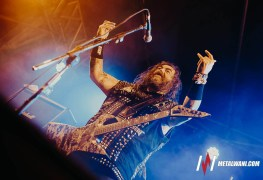 Max and Iggor Cavalera 03 - GALLERY: MAX & IGGOR CAVALERA's 'Beneath The Remains & Arise' Live at The Valley Drive In, Brisbane