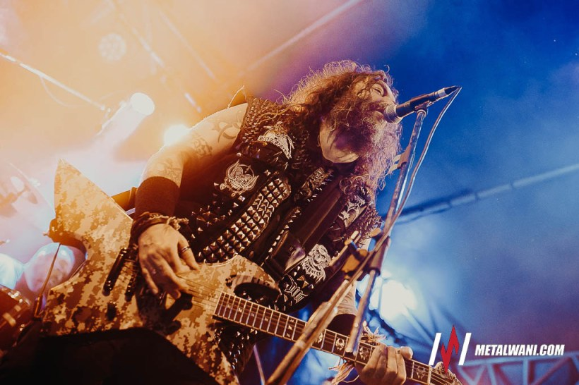 Max and Iggor Cavalera 11 - GIG REVIEW: MAX & IGGOR CAVALERA's 'Beneath The Remains & Arise' Live at The Valley Drive In, Brisbane