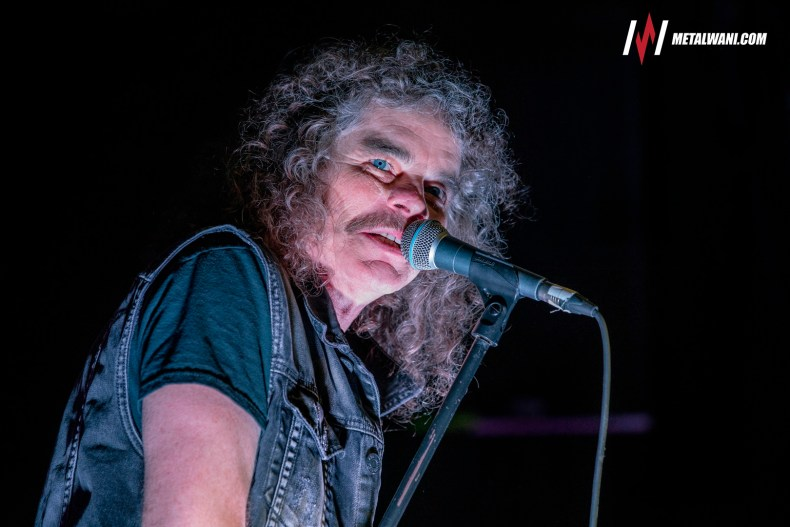 """Overkill 03 - INTERVIEW: OVERKILL's Bobby Blitz on Thrash Metal: """"The Excitement Is Still There. F*c*ing Pay Attention"""""""