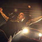 Phil Anselmo 6 - GALLERY: Philip H Anselmo and the Illegals, King Parrot and More Live at Max Watts, Melbourne