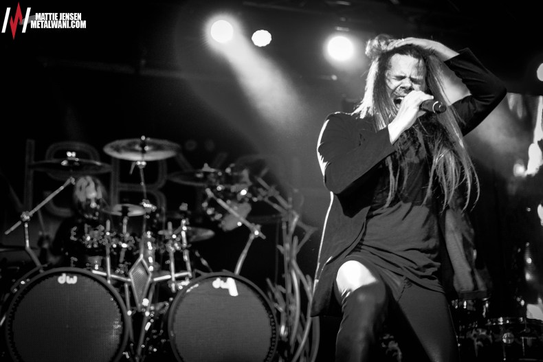 """Queensryche 10 - QUEENSRŸCHE's Todd La Torre on Replacing Geoff Tate: """"We Couldn't Have Asked For A Better Outcome"""""""
