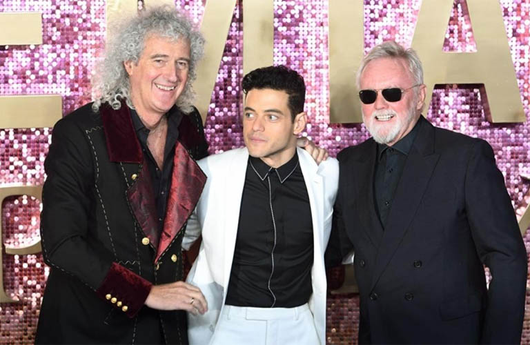 Rami - QUEEN Members Fought To Keep Key 'Bohemian Rhapsody' Scene In Movie