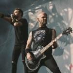 Rise Against 10 - GALLERY: DOWNLOAD FESTIVAL 2019 Live at Flemington Racecourse, Melbourne