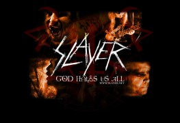 """Slayer - Pastor Reacts to SLAYER's 'Disciple': """"Tom Araya Is Right. God Does Hate Us"""""""