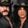 "lemmy and slash - SLASH Recalls First Real LEMMY Experience': ""He Hit on My Girlfriend"""
