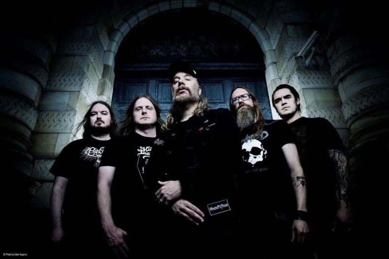 """At The Gates band - INTERVIEW: AT THE GATES' Martin Larsson on Upcoming Tour: """"It Feels Great To Be Back In Australia"""""""