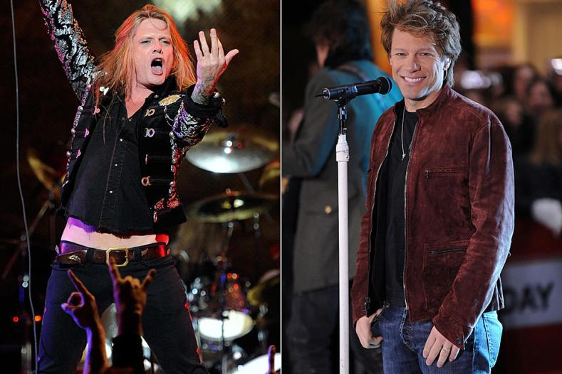 "BachJovi - Sebastian Bach Recalls An Advice BON JOVI Gave Him In The 80s: ""You Sound Like Vince Neil"""