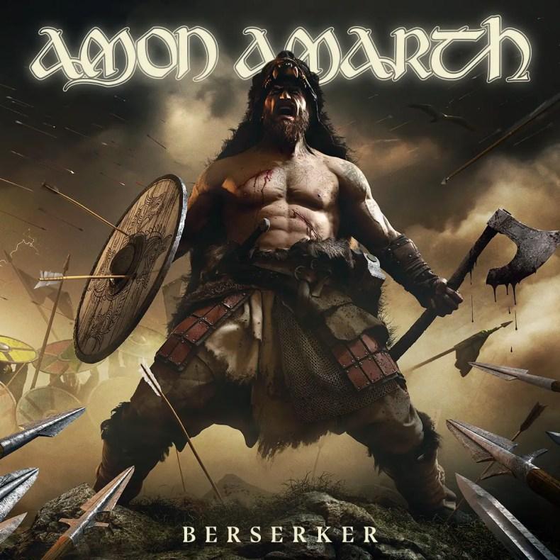 "Berserker - REVIEW: AMON AMARTH - ""Berserker"""