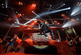 Iron Maiden - IRON MAIDEN, TESTAMENT Etc To Tour Together In 2020
