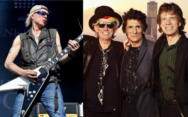 Michael Schenker Rolling Stones - Michael Schenker Recalls Not Returning Call to THE ROLLING STONES When Invited to Audition