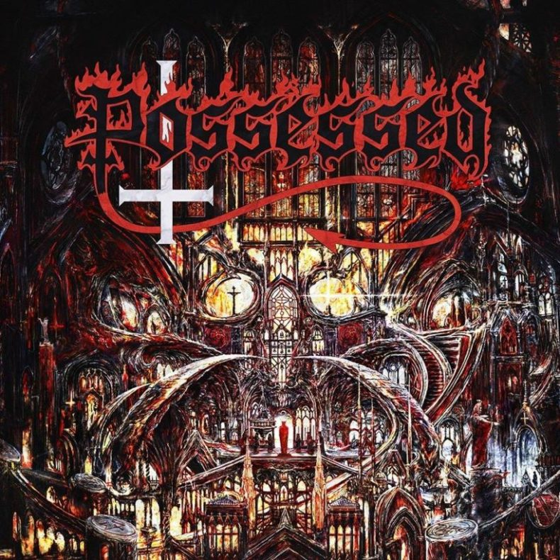"Possessed - REVIEW: POSSESSED - ""Revelations Of Oblivion"""