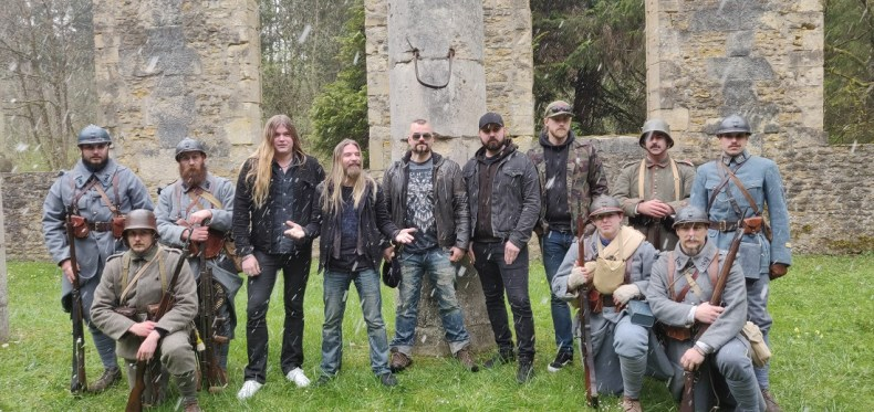 Sabaton 2 - EXCLUSIVE: A Weekend In Verdun With SABATON