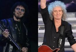 Tony Iommi Brian May - Get Ready For Brian May & Tony Iommi Collaboration
