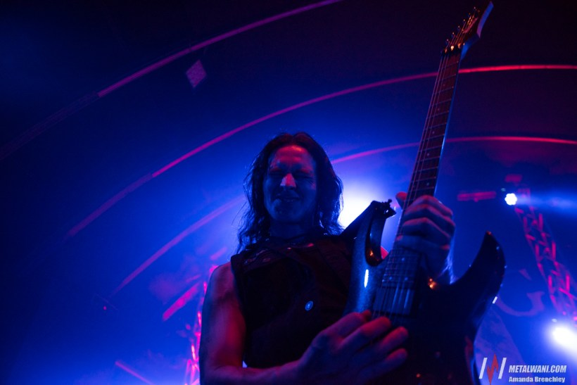 Witchery 25042019 1 - GIG REVIEW: At The Gates, The Haunted & Witchery Live at Triffid, Brisbane