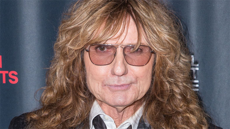 "coverdale - WHITESNAKE's David Coverdale On His Health: ""I Would Have Certainly Been In A Wheelchair"""